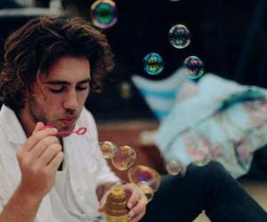 matt corby, boy, and bubbles image