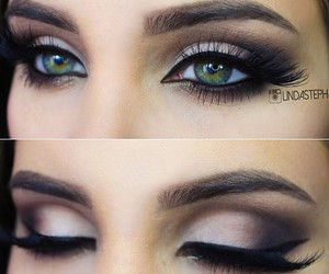 fashion, makeup, and beauty image