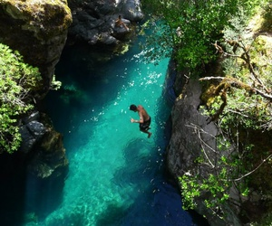 blue, water, and adventure image