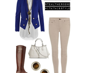 bag, outfit, and boots image