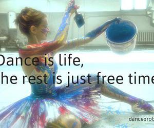 dance, inspiration, and love image