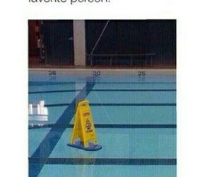 funny, lol, and pool image