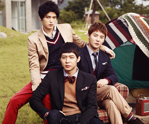jyj and tvxq image