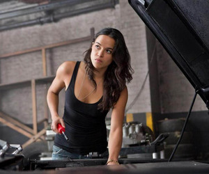 michelle rodriguez and fast and furious image