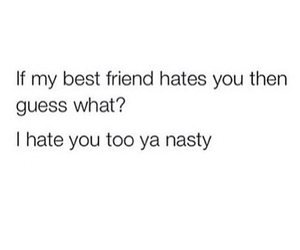 best friends, funny, and true image