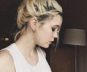 bea miller, bea, and blonde image