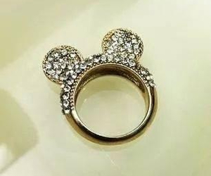 ring, disney, and mickey image