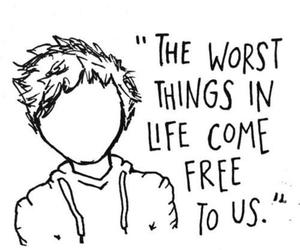 ed sheeran, quotes, and Lyrics image