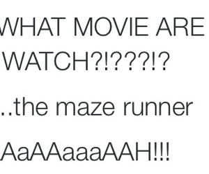 quotes, teen wolf, and the maze runner image