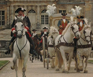 horses and marie antoinette image