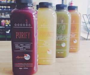 healthy, drink, and food image