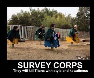 cosplay, kawaii, and shingeki no kyojin image