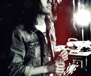 pierce the veil, vic fuentes, and band image