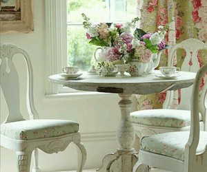 decor, interiors, and vintage image