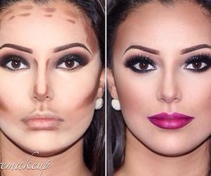 makeup, diy, and face image