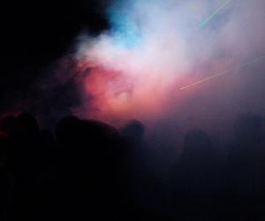 tumblr, grunge, and smoke image