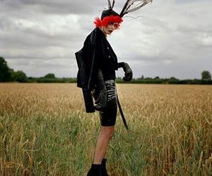 fashion, rabbit, and tim burton image
