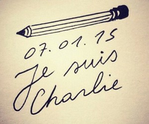 paris, jesuischarlie, and charlie image