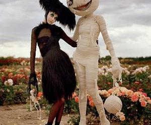 Halloween and tim burton image