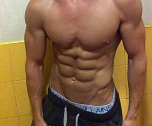 body, fitness, and abs image