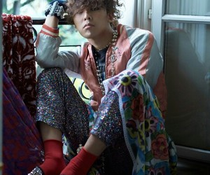 kpop, gdragon, and vogue image