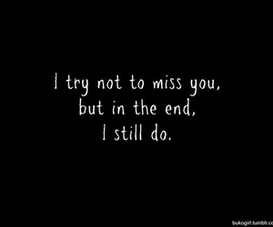 quotes, miss, and miss you image