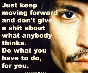 famous people, johnny deep, and quotes image