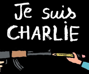 jesuischarlie, noussommescharlie, and liberterd´expression image