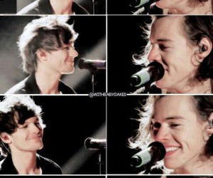 true love, larry, and always in my heart image