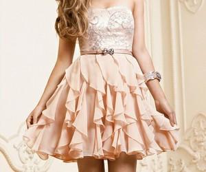 beautiful, cutie, and dress image