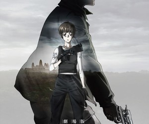 psycho pass, anime, and psycho-pass image