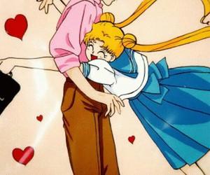 anime, sailor moon, and mamoru image