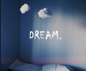 cloud, nigth, and Dream image