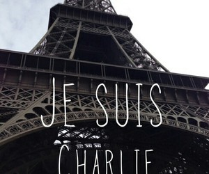 charlie hebdo and je suis charlie image