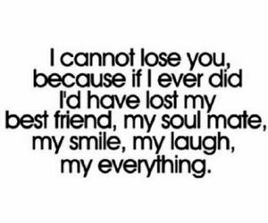 laugh, best friend, and everything image