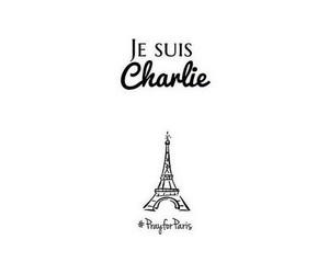 paris and je suis charlie image