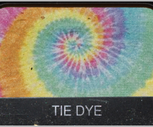 tie dye, photography, and colors image