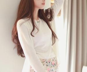 mint, ulzzang, and kim soo yeon image