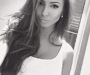 girl, hair, and Hot image