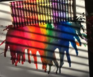 diy melting crayola's image