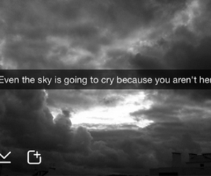 snapchat and sky image
