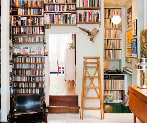 books, room, and library image