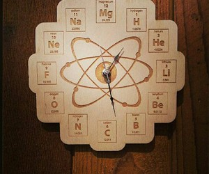 clock chemistry and wall clock chemistry image