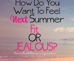 fit, jealous, and summer image