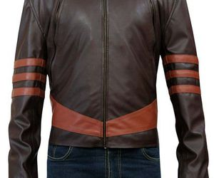 celebrities, clothing, and jackets image