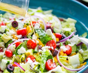 salad and vegetables image