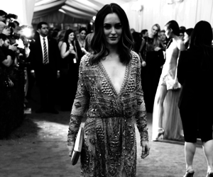 leighton meester, fashion, and dress image
