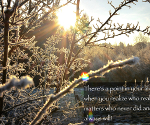 december, quote, and sunshine image
