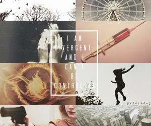 divergent and can't control image
