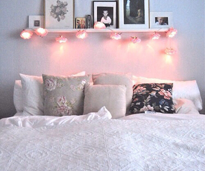 room inspiration, nice, and roses image